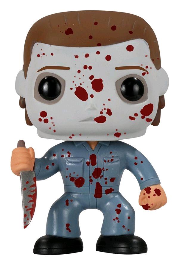 Vinyl Halloween Michael Myers Blood Splatter #622 Pop