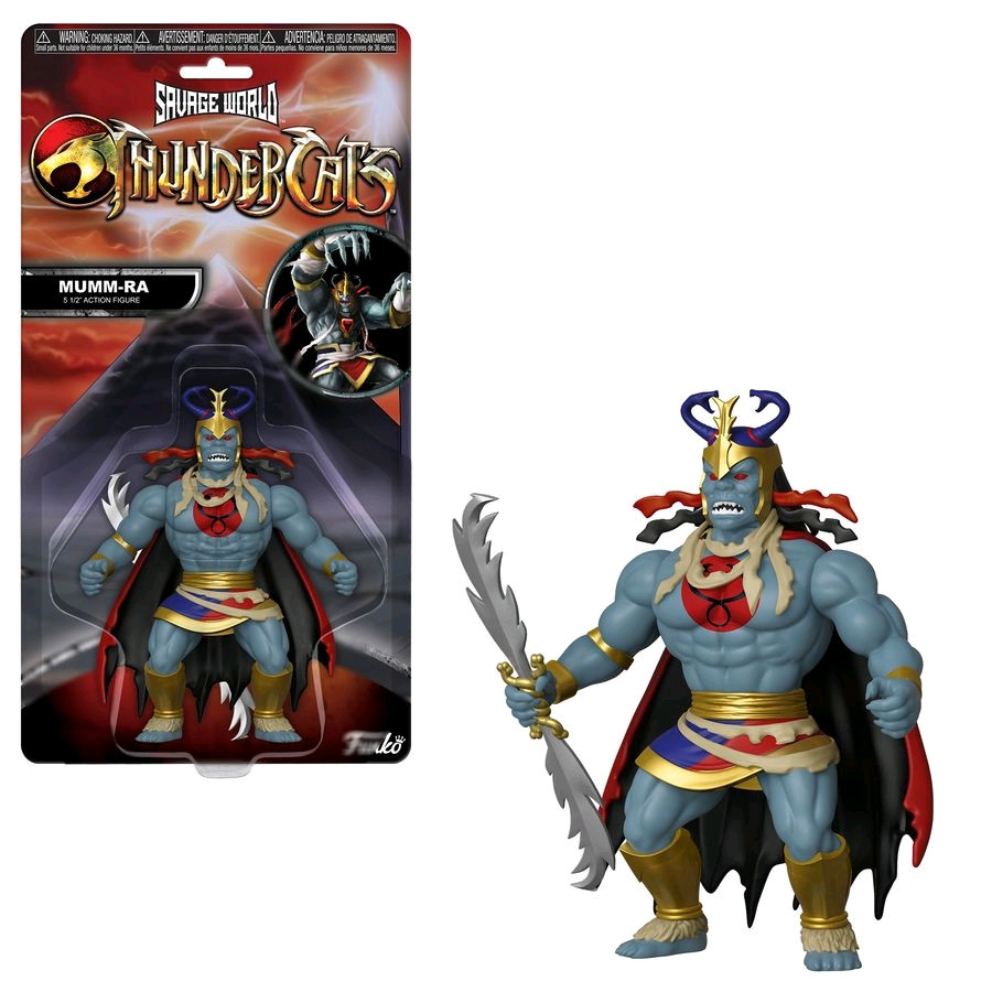 Mumm-Ra Savage World Figure-FUN30152 Thundercats