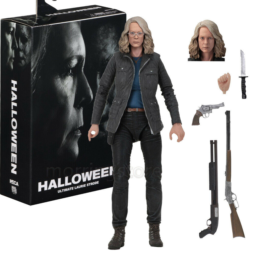 "NECA 2018 Halloween - 7/"" Figurine Ultimate Laurie Strode"