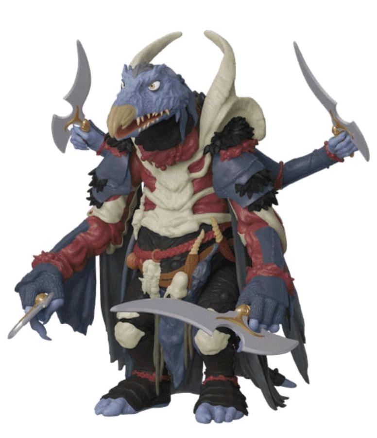 Age of Resistance Hunter Skeksis Action Figure Dark Crystal