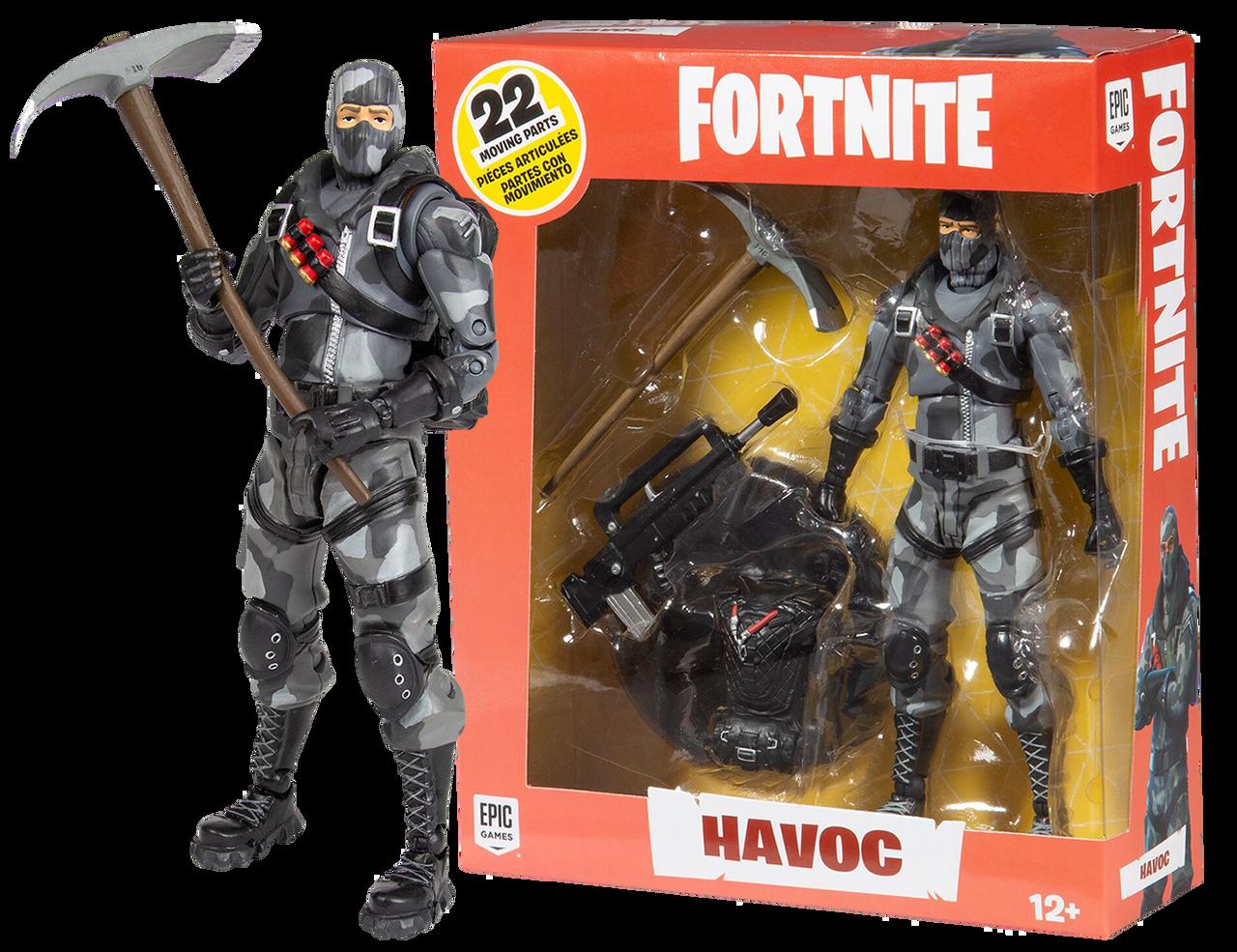 Fortnite Havoc Figure