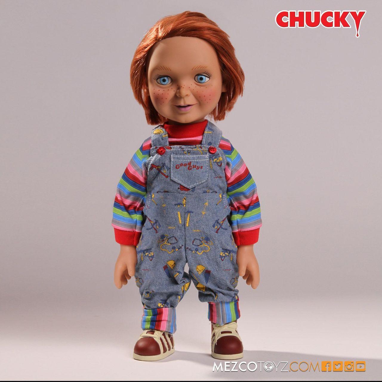 Childs Play Good Guys 15 Chucky Doll Mez78004 696198780048 Ebay