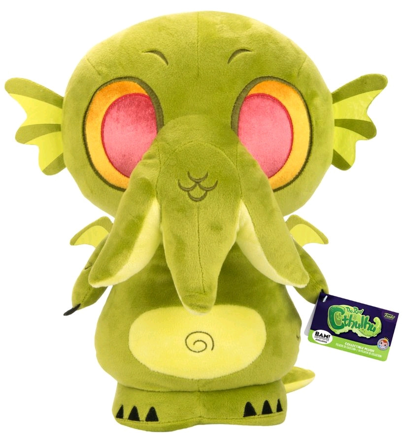 NUOVO HP Lovecraft-Cthulhu Black /& White dorbz