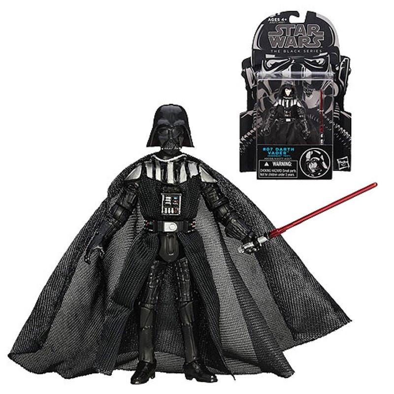 Star Wars Black Series Darth Vader Dagobah Action Figure 10cm Hasbro