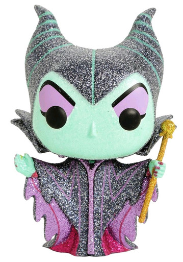 Maleficent with Flames US Exclusive Pop Vinyl RS Sleeping Beauty -FUN11788