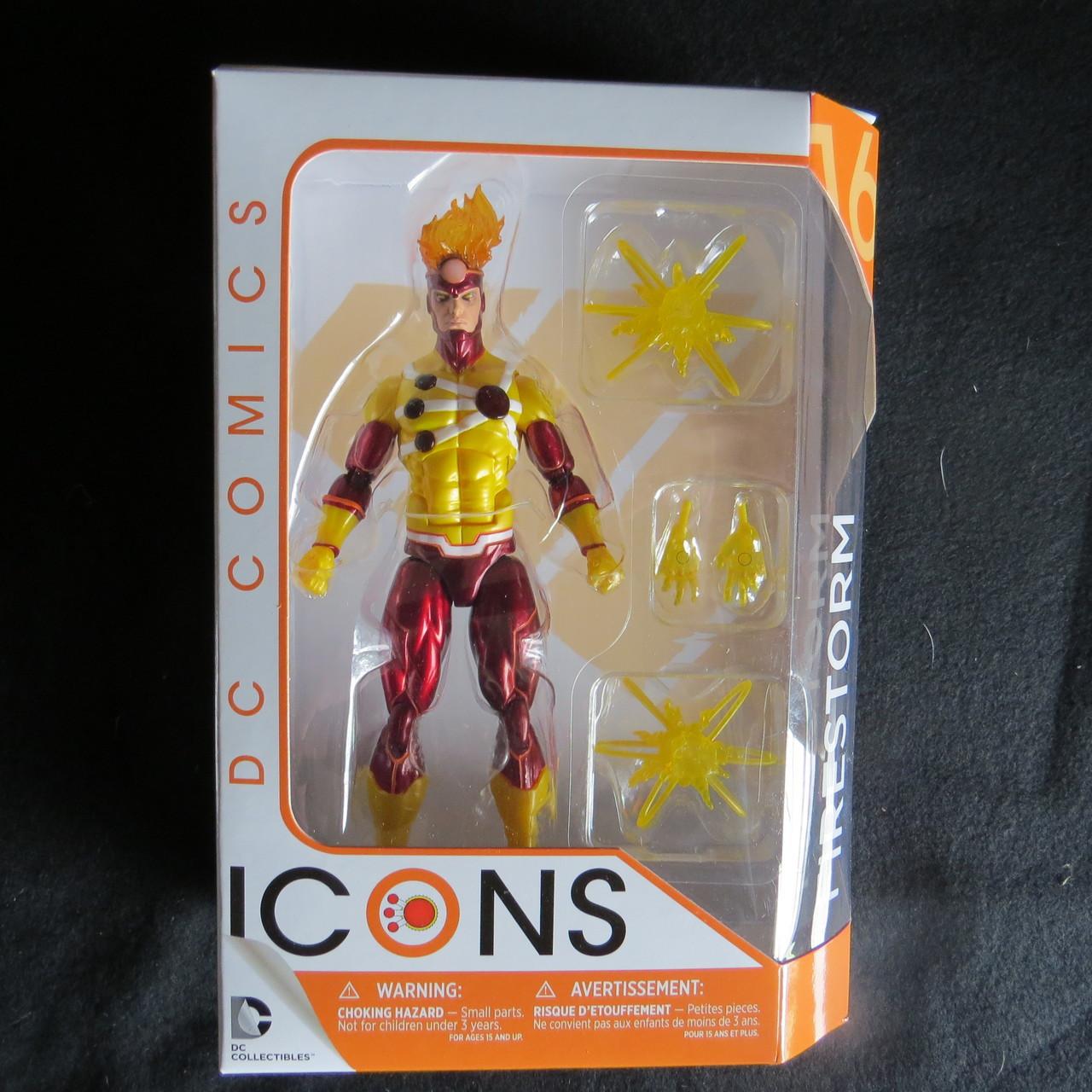 DC Icons Firestorm Justice League Action Figure