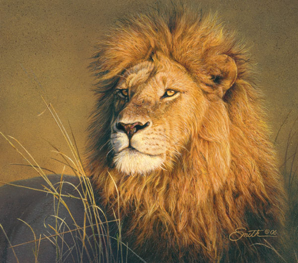 The Sublime - Lion by Daniel Smith