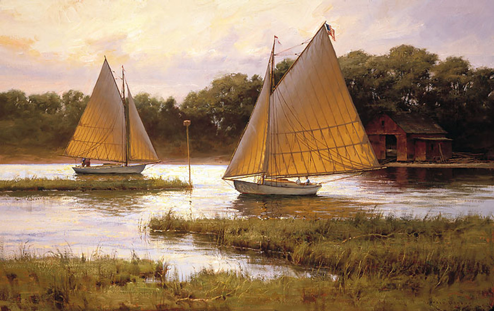 Summer Times by Don Demers
