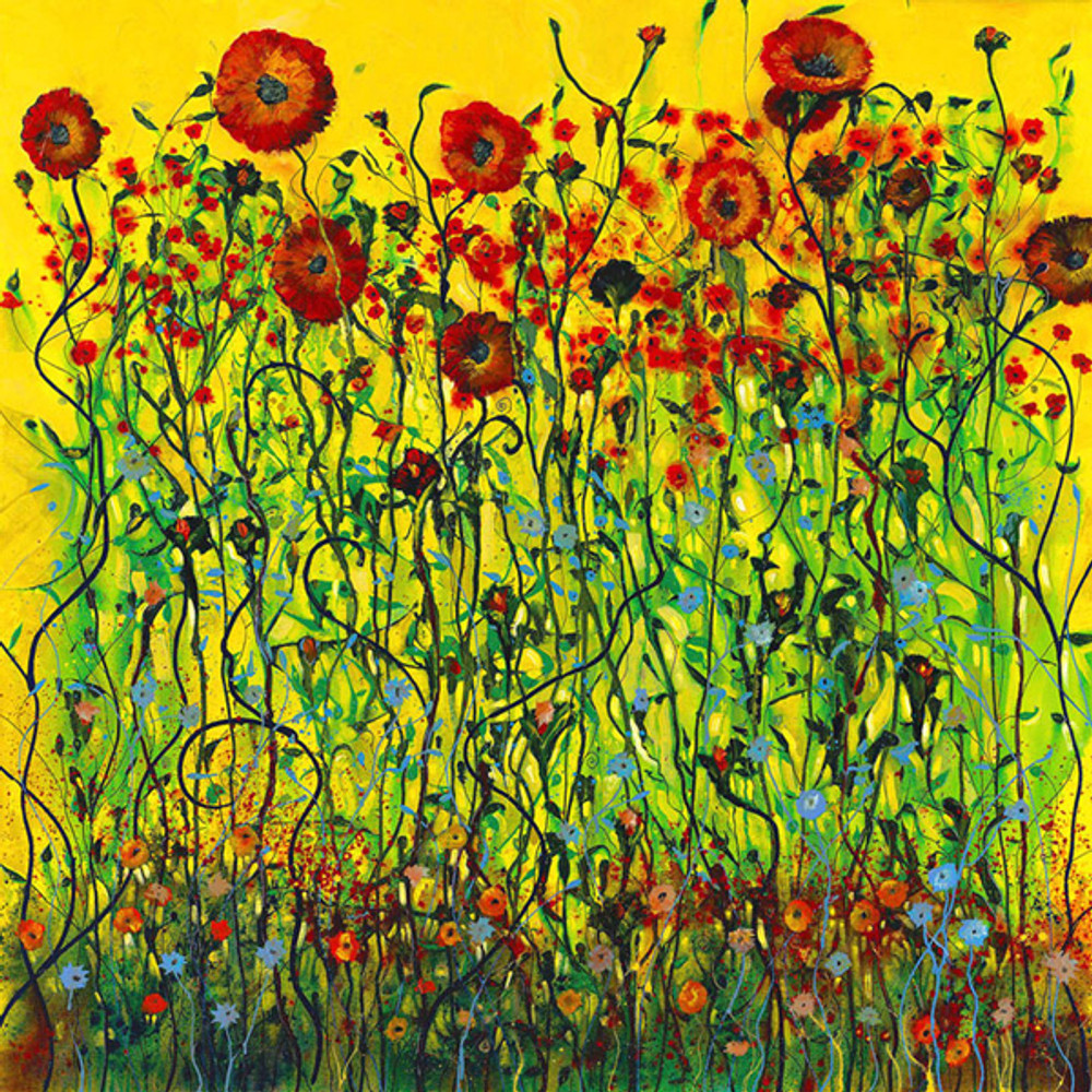 Ford Smith Floral Painting
