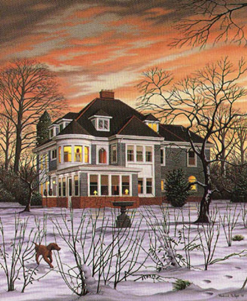 Winter Waltz by Frederick Phillips