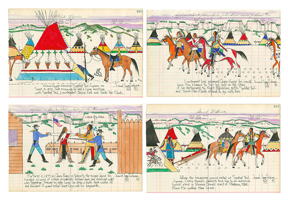 The Betrayal of Crazy Horse.