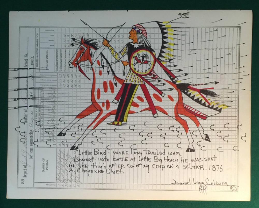 Little Bird Cheyenne Chief