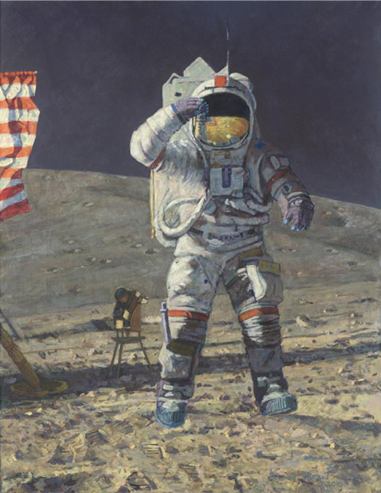 John Young astronaut