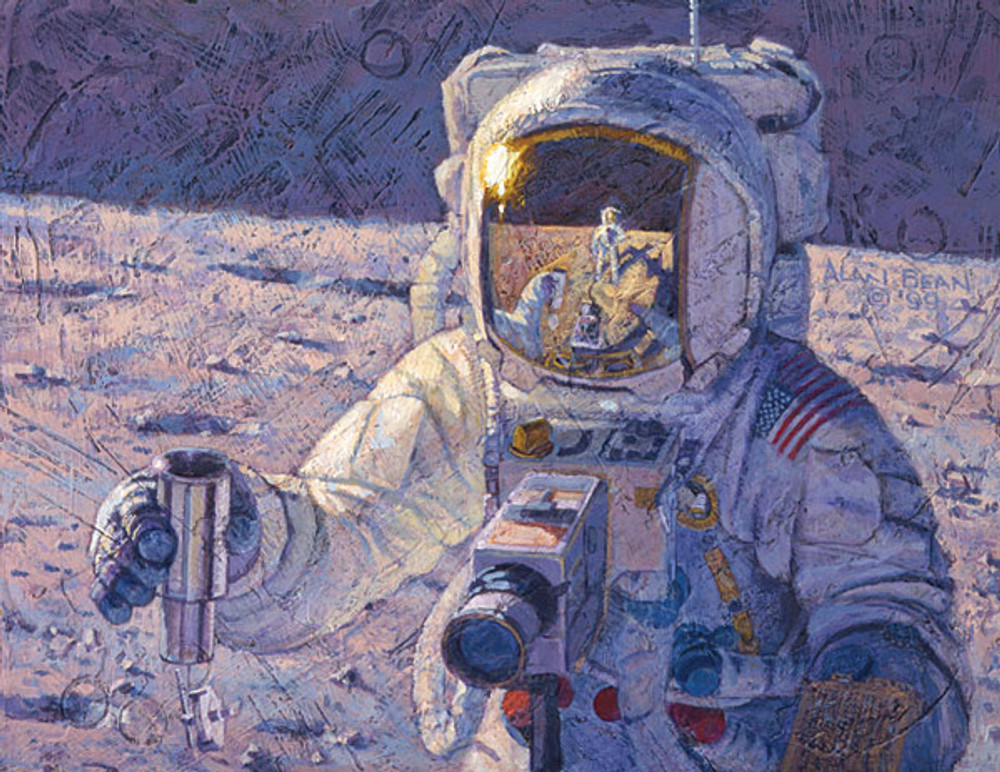 A New Frontier by Alan Bean