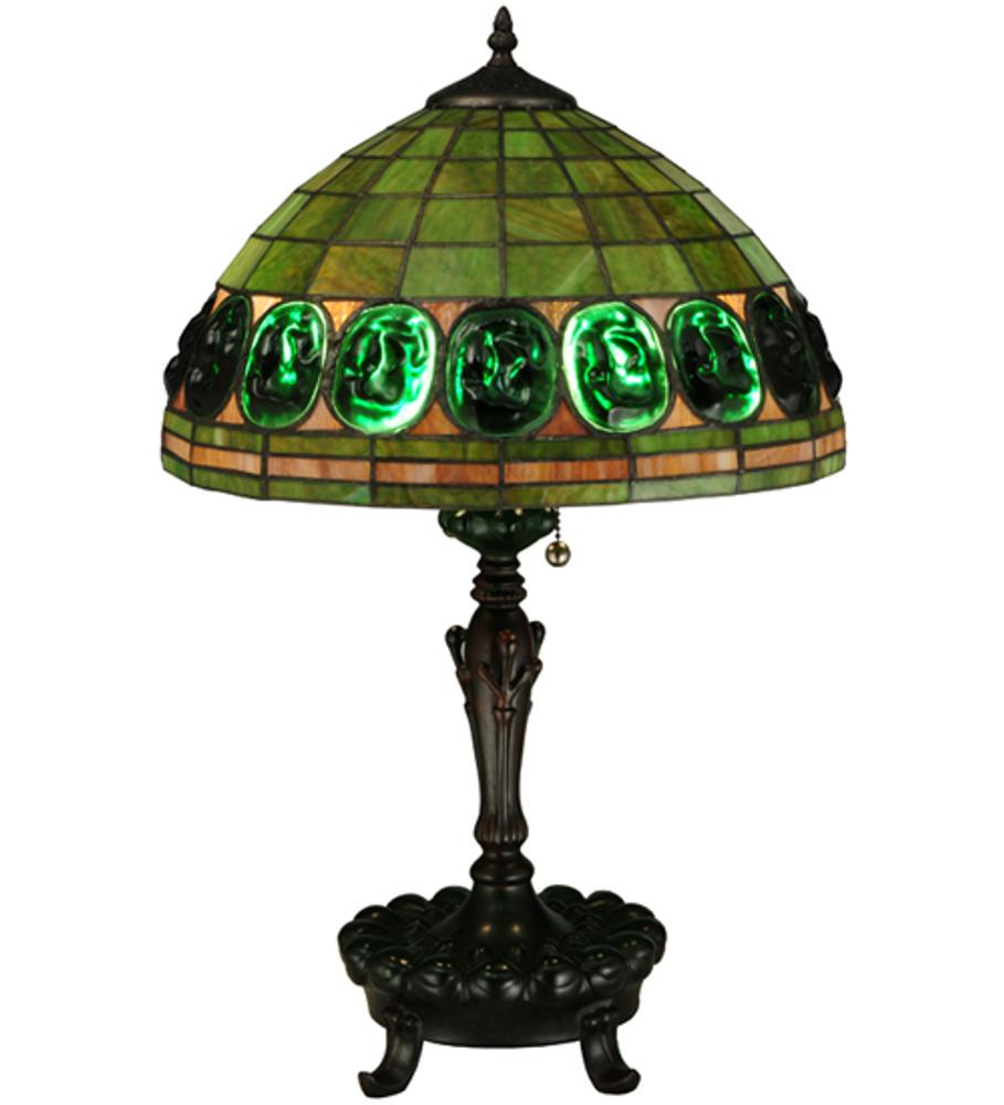 Turtleback Tiffany shade