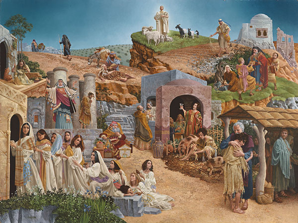 Parables by James Christensen ANNIVERSARY EDITION
