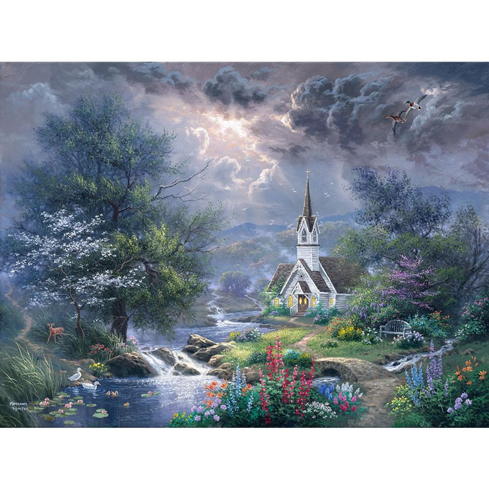 Sweet Hour of Prayer by Abraham Hunter