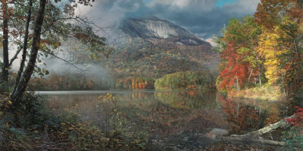 Table Rock in Autumn