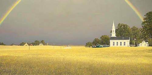 HEARTLAND, William S. Phillips LIMITED EDITION PRINT