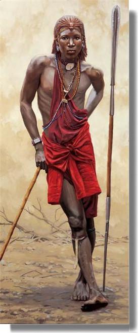 Masai Guardian