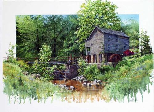 Old Gillian Mill