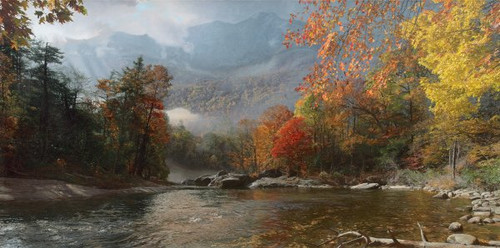 Fall in the Appalachians
