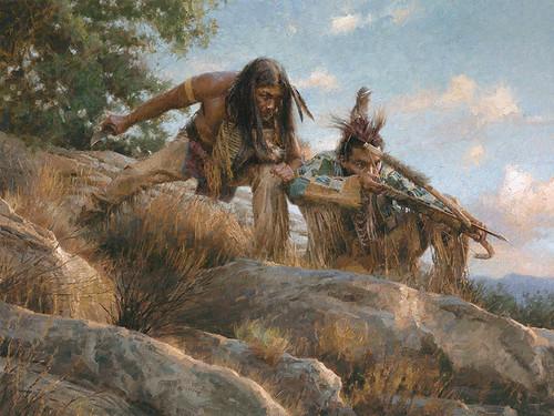 Lakota Hunters