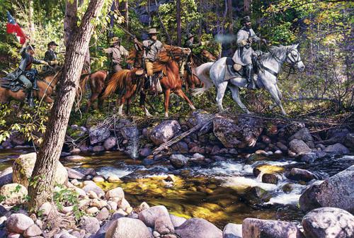 Skirmish at Toms Creek