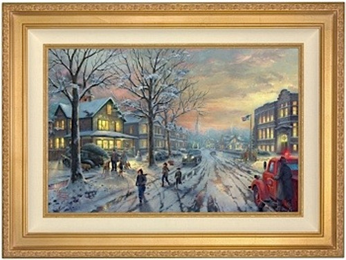 Christmas Story framed