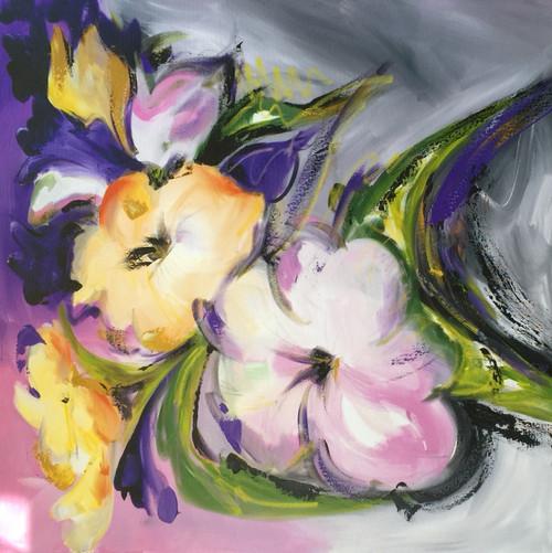 Floral by Alfred Gockel