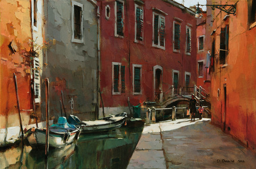 Warm Autumn Day Dmitri Danish