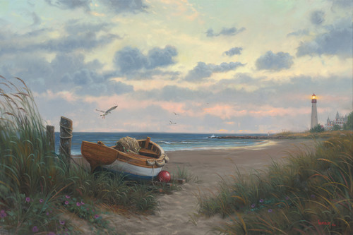 Evening at the Coast Mark Keathley