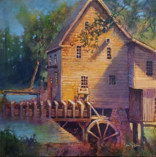 Yates Mill Morning Dan Nelson