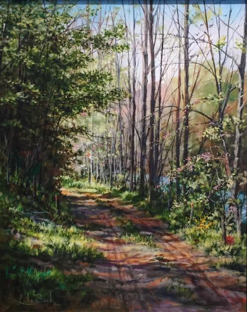 River Road, Dan River, NC.