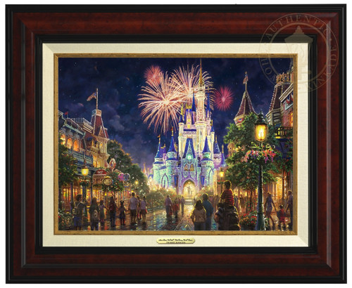 Walt Disney World painting