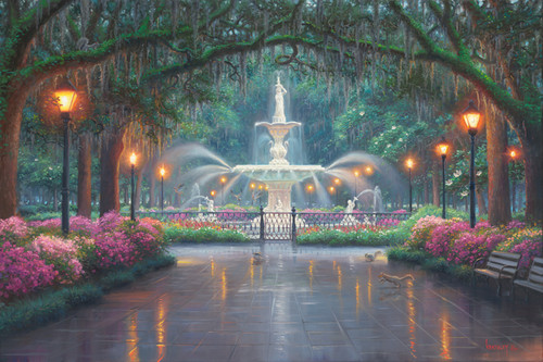 Savannah Serenade by Mark Keathley