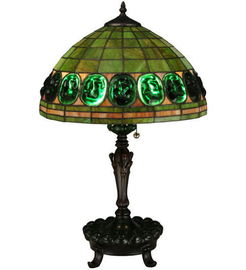 Turtleback Tiffany shade