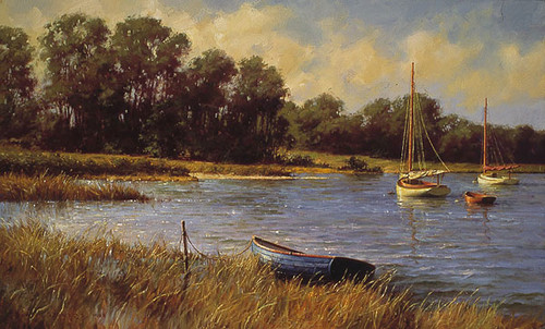 Nantucket Morning by Don Demers