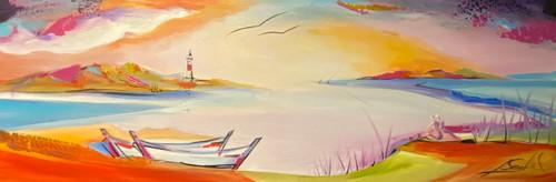 Alfred Gockel painting