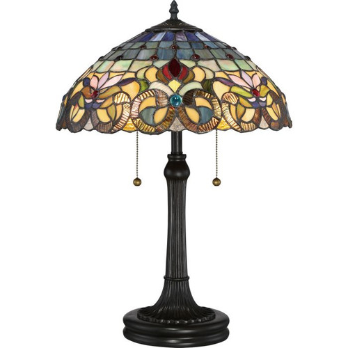 Lyric Tiffany Lamp