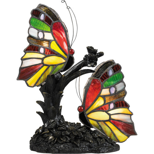 Two Butterfly Lamp