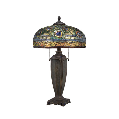 Lynch Tiffany style Lamp