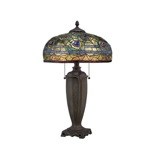 Lynch Tiffany style Lamp