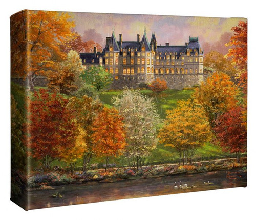 Biltmore canvas wrap