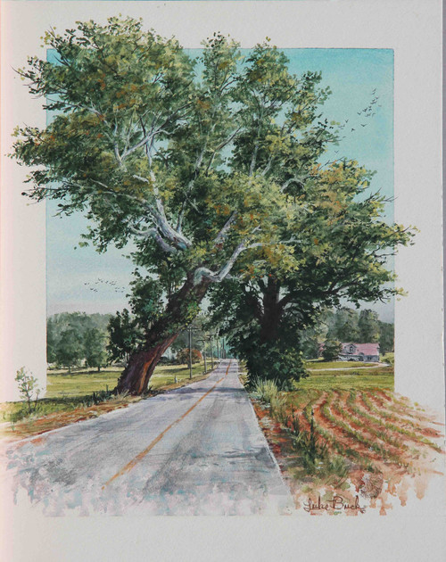 The  Leaning Tree - Franklin, IN