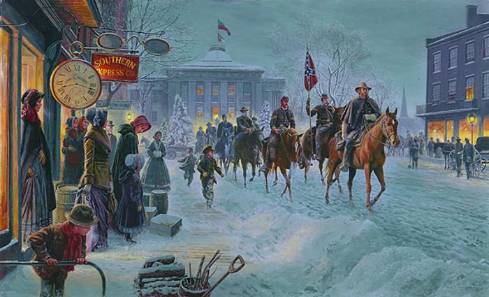 Winter Riders