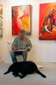Alfred Gockel popular artist