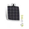Semi Flexible Polycrystalline Solar Panel - Gioco Solutions GSP-80Q-A