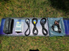 Rolasolar 200 Watt Solar Awning Charge Kit (Zip) with MPPT and WiFi Monitoring