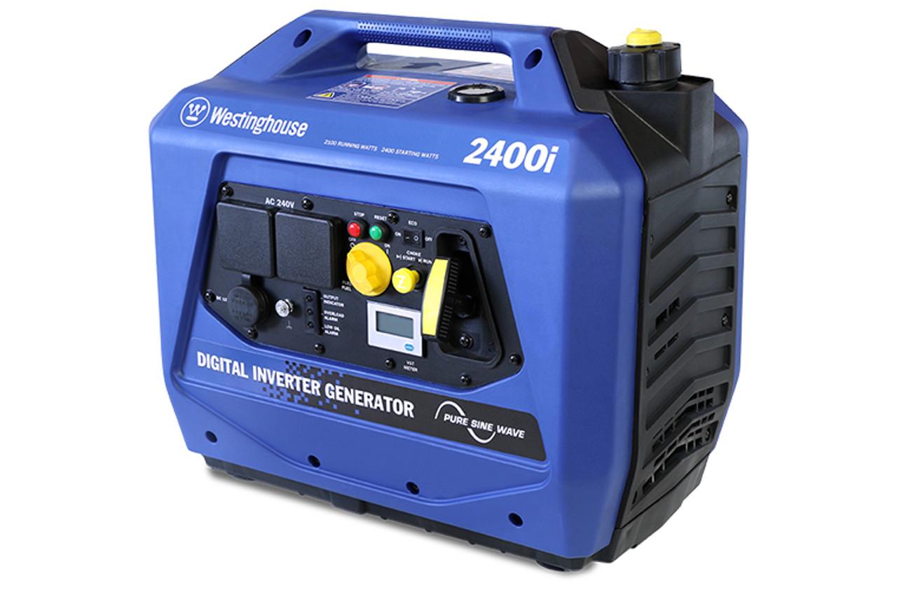Westinghouse WHXC2400i Digital Inverter Generator - Left
